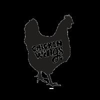 Chicken wings t-shirt ss