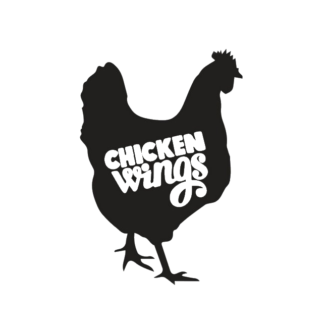 Chicken wings t-shirt ss